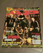 AP ALTERNATIVE PRESS MAGAZINE May  2003 - The Ataris