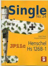 Henschel Hs 126 B-1 - Single No.24 MMPBooks