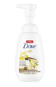 Dove Sugar Cane & Warm Vanilla Foaming Liquid Hand Wash Soap - 6.8ozX2