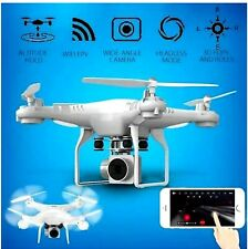 RC Quadcopter Drone with WiFi Camera RC Helicopter Drones with 2.0MP HD WIFI Cam