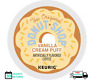 Donut Shop Vanilla Cream Puff Keurig Coffee K-cups YOU PICK THE SIZE