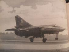 """6538 EAST GERMAN/DDR/GDR/NVA COLD WAR """" AIRCRAFT 1987 Calendar book"""""""