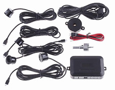 New Car Parking Sensors Radar Kit Reverse Rear Alarm With Buzzer