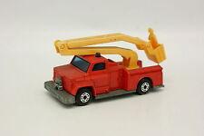 Matchbox 1/64 - Snorkel Fire Engine