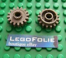 2x LEGO® 16Z Technic Zahnrad neu-dunkelgrau 6542b dark bluish gray gear