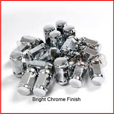 Chrome Wheel Nuts x 20 12x1.5 fits Toyota Corolla Starlet Celica Mr2 Supra Rav4