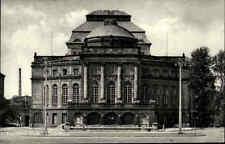 Karl-Marx-Stadt Chemnitz Sachsen ~1960 DDR Partie Opernhaus Oper Gebäude Bauwerk