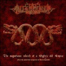 "Alfa Eridano Akhernar ""The Magnificent Rebirth.."" CD [FAST BLACK/DEATH, Emperor]"