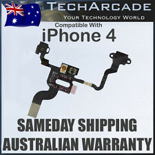 iPhone 4 4G Proximity Light Sensor Power Button Switch Microphone Mic Flex Cable