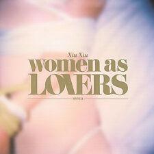 XIU XIU WOMEN AS LOVERS CD INDIE ROCK POP GOTH JAMES STEWART  MINT