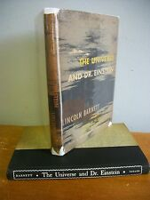 THE UNIVERSE AND DR EINSTEIN by Lincoln Barnett, 1948 1st Ed in DJ