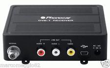 Phonocar VM207 Sintonizzatore TV 1 antenna per segnale digitale lettore SD