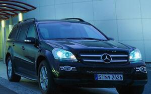 MTEC XENON HID CONVERSION KIT FOR MERCEDES BENZ X164 GL350 GL450 GL550 2010-2012