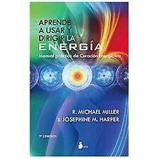 Aprende a usar y dirigir la energia (Spanish Edition)-ExLibrary