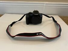 Canon EOS REBEL T6 Mint Condition No lenses Includes battery And charger