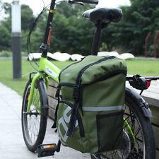 15L Cycling Bicycle Bike Rear Seat Rack Storage Trunk Bag Pounch Handbag Pannier