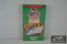 The Country Mouse and the City Mouse Adventures - Strauss Maus VHS Video Tape M