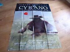 RAPPENEAU - DEPARDIEU - BROCHET - Affiche / Poster !!! CYRANO DE BERGERAC !!!