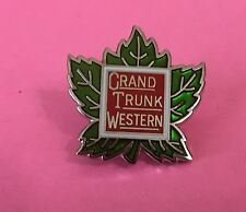 Railroad Hat-Lapel Pin/Tac -Grand Trunk (GTW)  #1095  - NEW