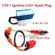 Racing CDI Ignition Coil For Honda XR CRF 50 70 90 110 125 cc Pit Dirt Bike ATV