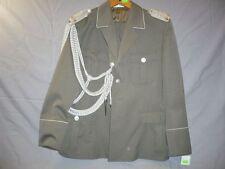 DDR Jacke + Hose Dienstjacke und Breecheshose, NVA Motorisierte Schützen