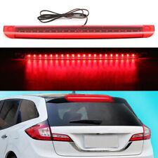 20 LED 12V Universal Car High Mount Third 3RD Brake Stop Tail Light Lamp Red Q