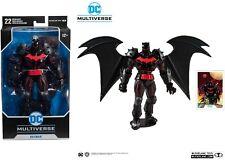 DC Multiverse Batman (Hellbat Suit) 7 Inch Action Figure - McFarlane Toys