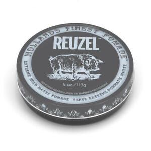 Reuzel Extreme Hold Matte Water Based Pomade 113g
