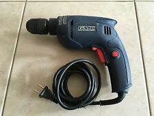 Global Machinery Company 4 Amp Corded Power Drill D-4UL E209876