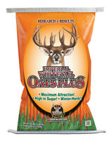 3 # Whitetail Institute IMPERIAL OATS PLUS Deer Plot Seed FALL OAT High Protein