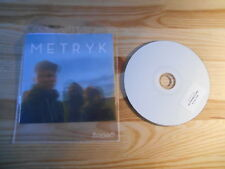 CD Indie Metryk - Gold Of Pleasure EP (6 Song) Promo DUCHESS BOX