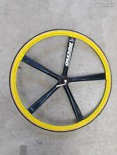 roue a bâton avant velo GIPIEME TECNO 700 vintage fixie single speed