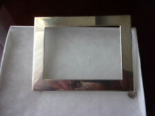 TIFFANY AND CO 925 DESK CALENDER FRAME OR PICTURE PERFECT COND