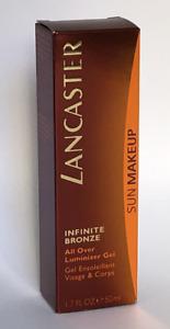 Lancaster Infinite All over Luminizer Gel Ensoleillant Visage & Corps 50ml