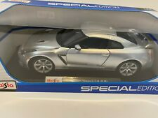 Maisto 1/18 Diecast Bugatti Chiron #31712