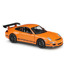 New 1:24 Porsche 911 (997) GT3 RS Diecast Car Model Vehicle Collection Toys