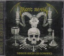 FRONT BEAST - Demon Ways Of Sorcery CD
