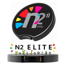 AMIIQO N2 Elite Official & Boxed EMULATOR Figurine NFC For AMIIBO NEW 3DS XL/3DS