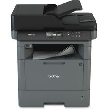 Brother MFC-L5700DW Laser Multifunction Printer - Monochrome - Duplex