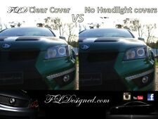 Holden Ve Series 1 ss,ssv,sv6 Clear headlight cover protectors
