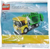 LEGO® Creator Müllwagen 20011 Promotion Polybag Sondermodell NEU und OVP