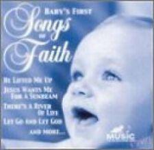 Baby's First Songs of Faith   [CD]