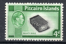 Pitcairn Islands 4d  SG5b  lmmint  Cat £24 KGVI 1940-51  [P2010-2]