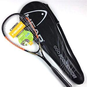 Luxury 239G Official HEAD Carbon Squash Rackets Racquets SLC Grip Bag Sports🎾
