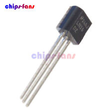 10PCS LM35DZ LM35 TO-92 NSC TEMPERATURE SENSOR IC Inductor