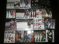 Huge Lot of (50) Keith Tkachuk Hockey Cards Jets Coyotes with Rookies