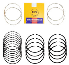 CHROME PISTON RING SET FOR TOYOTA HILUX LN147R LN167R LN172R 5L 5LE DIESEL 3L I4