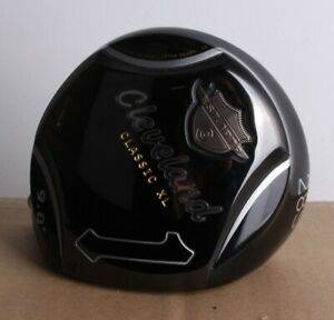 NEW MENS CLEVELAND CLASSIC XL 1 WOOD DRIVER HEAD ONLY 9 DEGREE XL 285