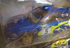Rallye 1/18 Altaya N°37 Subaru Impreza WRC-2001-R.Burns N° 37 Neuf + livret