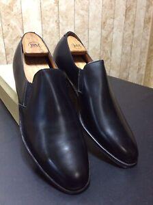 Vintage Florsheim Men's Shoes NOS 20138 Heath Black Gore Sz 12C